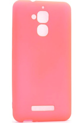 Kny Asus Zenfone 3 Max Zc520Tl Kılıf Ultra İnce Mat Silikon+Cam