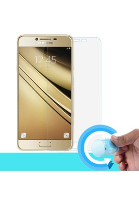 Teknoarea Samsung Galaxy C5 Nano Cam Ekran koruyucu film