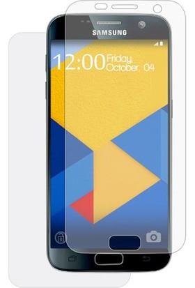 TeknoArea Samsung Galaxy S7 Edge Ön + Arka Köşeler Dahil Tam Ekran Kaplayıcı Film