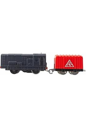 Thomas Ve Arkadaşları Motorlu Büyük Tekli Tren Diesel