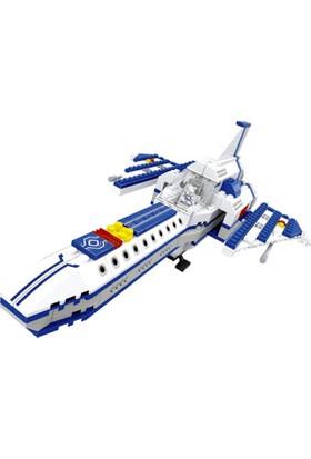 Bircan Oyuncak 262 Parça Uzay Gemisi 25561