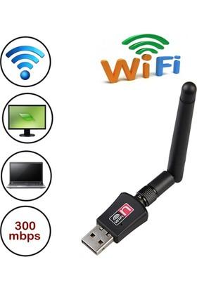 Appa Nano Antenli 300 Mbps Usb Wireless Adaptör Srf-602-Wifi
