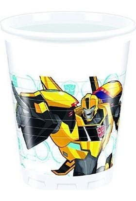 Transformers Bardak (8 Adet)