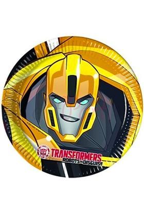 Transformers Tabak (8 Adet)