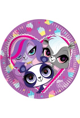 Littlest Pet Shop Tabak (8 Adet)