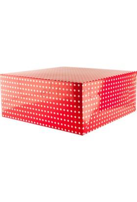 Karton Pasta Kutusu (35x35x15 cm)