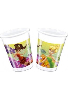 Disney Fairies Bardak (8 Adet)