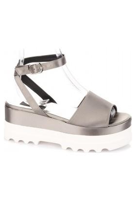 Elle Adona Kadın Sandalet Gri