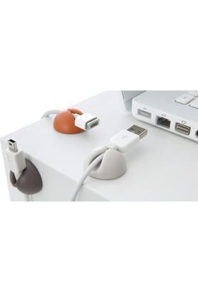 Wildlebend Kablo Sabitleyici Aparatlar 6Lı Cable Clips