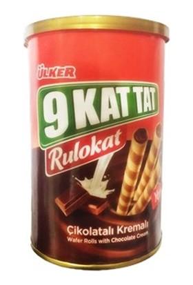 Ülker 9 Kat Rulokat Çikolatalı 230 Gr