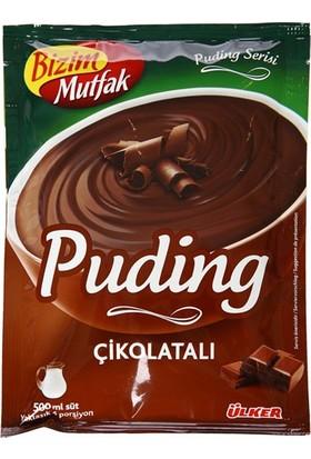 Ülker Bizim Mutfak Çikolatalı Puding 115 Gr