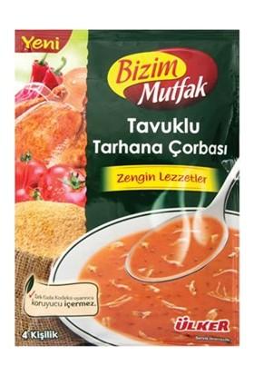 Ülker Bizim Mutfak Tavuklu Tarhana Çorbası 70 Gr