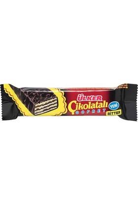 Ülker Çikolatalı Gofret Bitter 36 Gr