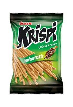 Ülker Krispi Baharatlı Çubuk Kraker 45 Gr