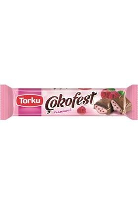 Torku Çokofest Frambuazlı 40 Gr