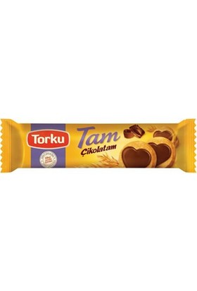 Torku Tam Çikolatam Bisküvi 92 Gr