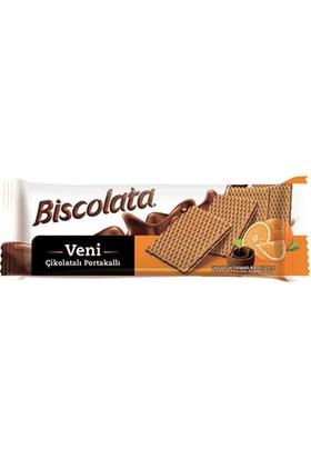 Şölen Biscolata Veni Çikolata Fındıklı Gofret 110G