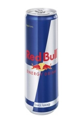 Red Bull Enerji İçeceği 473 ml