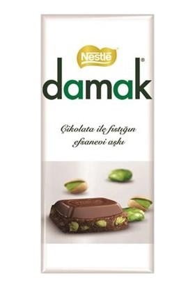 Nestle Damak Antep Fıstıklı Tablet Çikolata 90 Gr