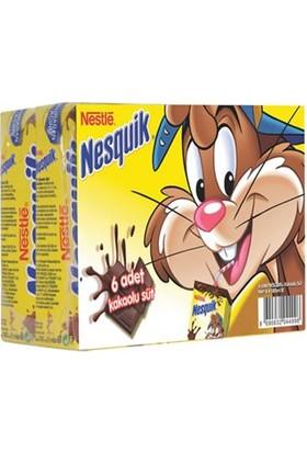 Nestle Nesquik Kakaolu Süt 6x180 ml