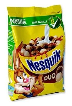 Nesquik Çikolatalı Mısır Gevreği 200 Gr