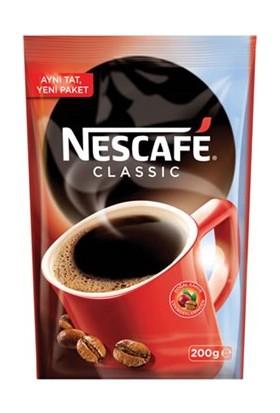Nescafé Classic Çözünebilir Kahve 200gr Ekopaket