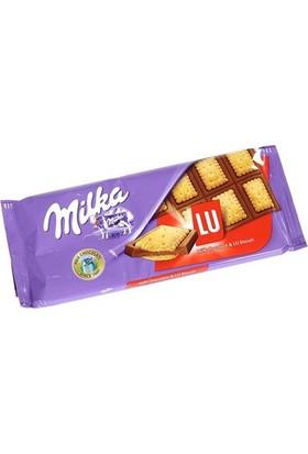 Milka Petit Lu Sütlü Tablet Çikolata 87 Gr