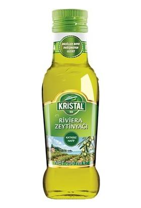 Kristal Riviera Zeytinyağı Cam 250 ml
