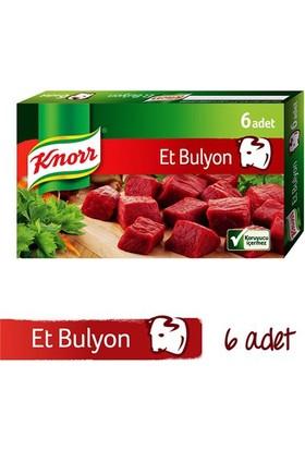 Knorr Et Bulyon 6'lı Tablet 60 Gr