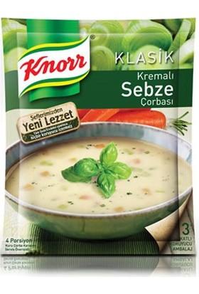 Knorr Klasik Kremalı Sebze Çorbası 65 Gr