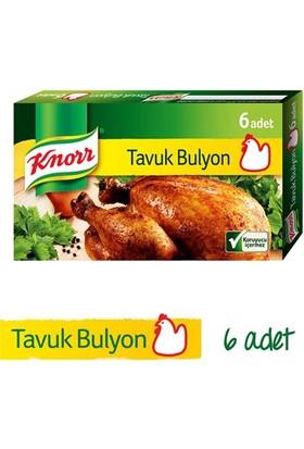 Knorr Tavuk Bulyon 6 Lı Tablet 60 Gr