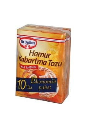Dr. Oetker Hamur Kabartma Tozu 10'Lu Paket