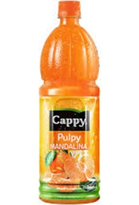 Cappy Pulpy Mandalina 1 Lt