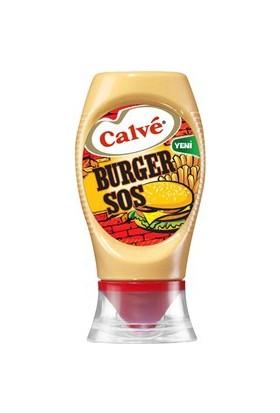 Calve Burger Sos 255 Gr