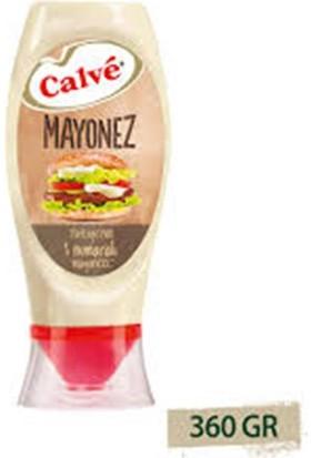 Calve Mayonez 360 Gr
