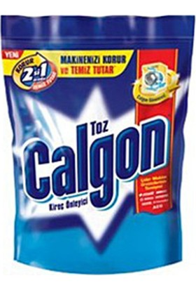 Calgon Toz Fırsat Paketi 500 Gr + 500 Gr