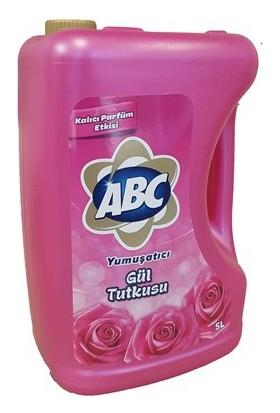 ABC Çamaşır Yumuşatıcı Gül Tutkusu 5 Lt