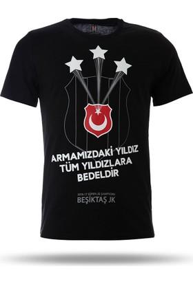 Beşiktaş Lisanslı Şampiyonluk Tshirt