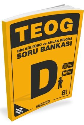 TEOG - Din Kültürü ve Ahlak Bilgisi Soru Bankası