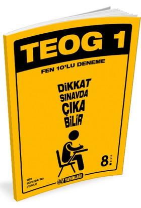TEOG 1 - 10'lu Fen Bilimleri Denemesi