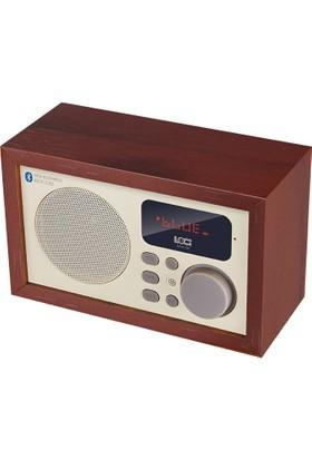 Loci iBox D50 Bluetooth USB MP3 Müzik Çalar FM Radyo