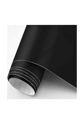 Yapışkanlı Folyo Mat Siyah 61 X 1 Metre