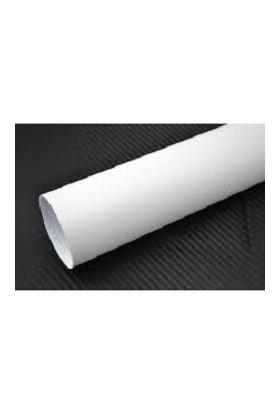 Yapışkanlı Folyo Mat Beyaz 122 X 1 Metre