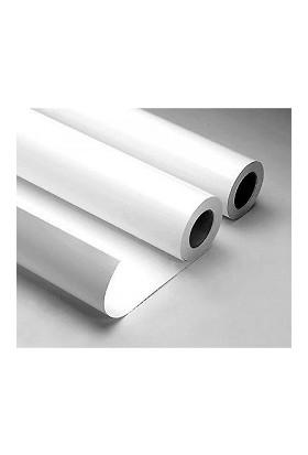 Yapışkanlı Folyo Mat Beyaz 75 X 5 Metre
