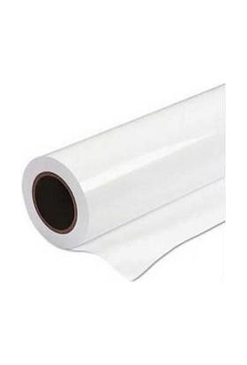 Yapışkanlı Parlak Beyaz Folyo 50 X 10 Metre