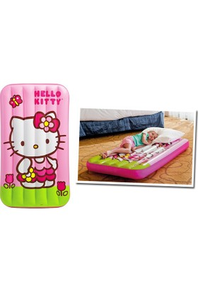İntex Hello Kitty Çocuk Yatağı