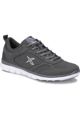 Kinetix Vıtora Koyu Gri Beyaz Erkek Fitness Ayakkabısı