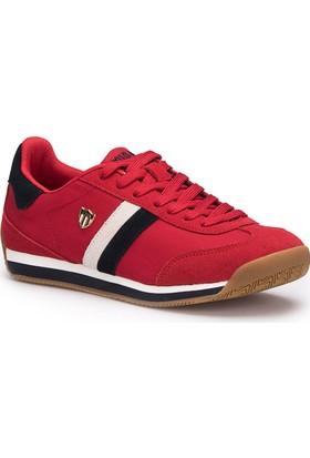 U.S. Polo Assn. Bonı Kırmızı Kadın Sneaker Ayakkabı