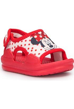 Mickey Mouse Tely Beyaz Kız Çocuk Basic Ayakkabı