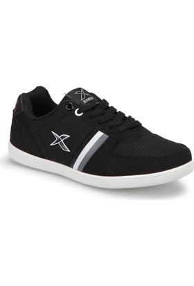 Kinetix Oreta Siyah Gri Beyaz Erkek Sneaker Ayakkabı